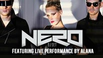 discount password for NERO DJ Set Feat a Live Perf by Alana Plus Special Guests! tickets in New York - NY (Manhattan Center Hammerstein Ballroom)