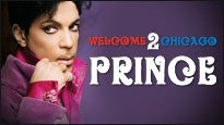 Prince: Welcome 2 Chicago presale code for early tickets in Chicago
