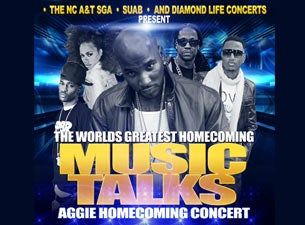 NC A&T Homecoming Tickets