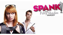 presale password for Spank! The 50 Shades Parody tickets in Joliet - IL (Rialto Square Theatre)
