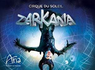 zarkana tickets