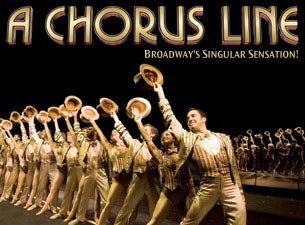 A Chorus LineTickets