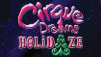 presale passcode for Cirque Dreams Holidaze tickets in Davenport - IA (Adler Theatre)