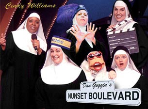 Nunset Boulevard Tickets