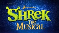 Shrek The Musical Tickets