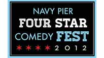 discount coupon code for Navy Pier Four Star Comedy Fest tickets in Chicago - IL (Grand Ballroom At Navy Pier)