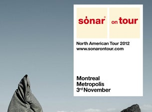 Sonar Tickets
