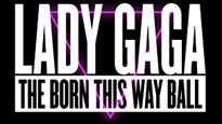The Born This Way Ball starring Lady Gaga presale code for early tickets in Tacoma