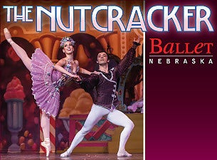 Ballet Nebraska's 'The Nutcracker' Tickets