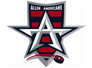 Allen Americans vs. Kalamazoo Wings