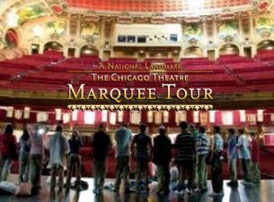 The Chicago Theatre Marquee Tour Tickets