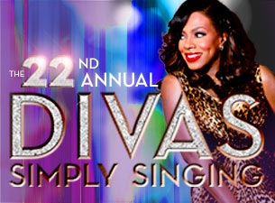 Divas Simply Singing Tickets