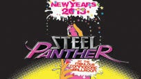 New Year's Eve 2013 featuring Steel Panther presale code for show tickets in Vancouver, BC (Commodore Ballroom)