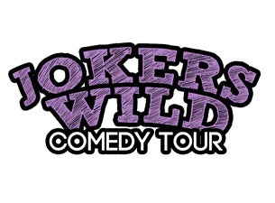 Jokers Wild Comedy Tour Tickets