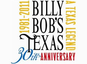 Billy Bob's Texas Tickets