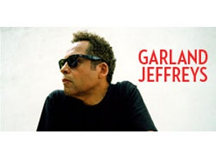 Garland Jeffreys Tickets