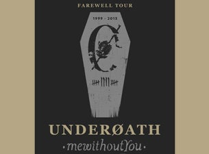 Underoath Tickets