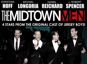 The Midtown Men Tickets