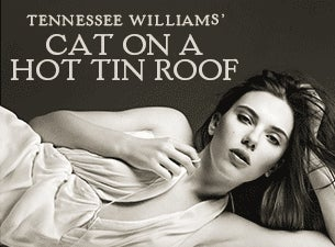 Cat on a Hot Tin Roof (NY) Tickets