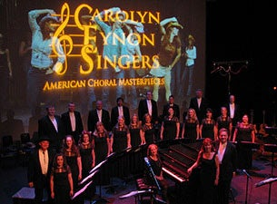 Carolyn Eynon Singers Tickets