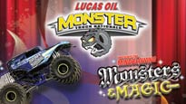 Monster Truck Nationals discount opportunity for performance in Sioux City, IA (Tyson Events Center/Gateway Arena)
