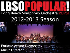 Long Beach Symphony Pops Tickets