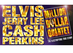 Million Dollar Quartet (Las Vegas) Tickets