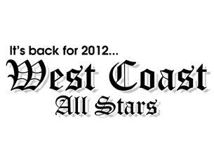 West Coast All-StarsTickets