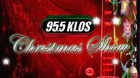 presale code for The 95.5 KLOS Christmas Show tickets in Los Angeles - CA (Nokia Theatre L.A. LIVE)