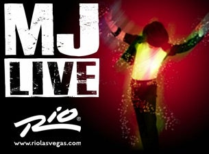 MJ LIVE at Rio tickets