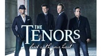 The Tenors at Fred Kavli Theatre-Thousand Oaks Civic Arts