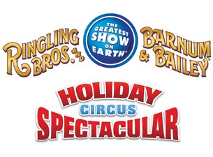 Ringling Bros. and Barnum & Bailey: Holiday Circus Spectacular Tickets