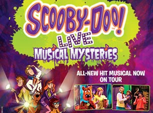 Scooby-Doo Live On Stage!Tickets
