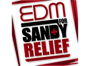 Edm for Sandy Relief BenefitTickets