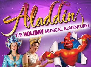Aladdin - the Holiday Musical Adventure Tickets