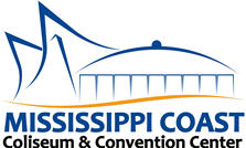 Logo for Mississippi Coast Coliseum