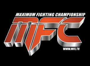 Maximum Fighting Championship MFC Tickets