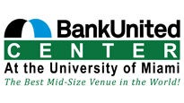 BankUnited Center Tickets