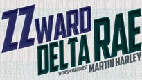 Delta Rae & ZZ Ward pre-sale code for early tickets in Toronto