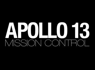 Apollo 13 Tickets