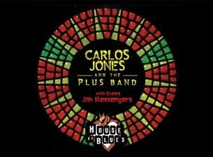 Carlos Jones & the Plus Band Tickets