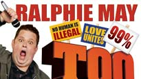 Ralphie May presale password for early tickets in Chicopee