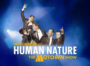 Human Nature Tickets