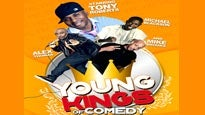 presale code for Young Kings of Comedy tickets in Omaha - NE (Omaha Music Hall)
