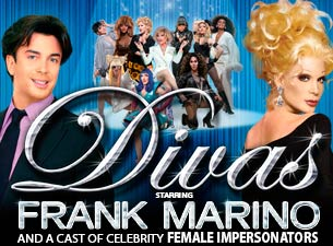 Frank Marino's DivasTickets