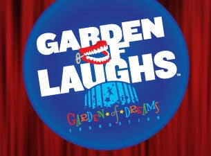 Garden of Laughs Tickets