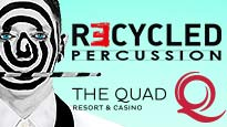 presale code for Recycled Percussion tickets in Las Vegas - NV (Showroom at The Quad)