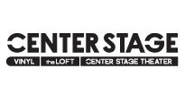Logo for Center Stage Theatre