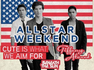 Allstar Weekend Tickets