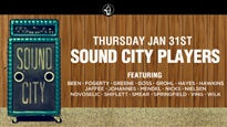 Sound City Players presale password for show tickets in New York, NY (Manhattan Center Hammerstein Ballroom)